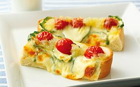 YL001_モンマルシェ風ピザトースト